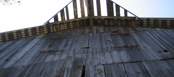 barn roof lost